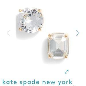 NWT ♠️Kate Spade ♠️Mismatched Stud Earrings
